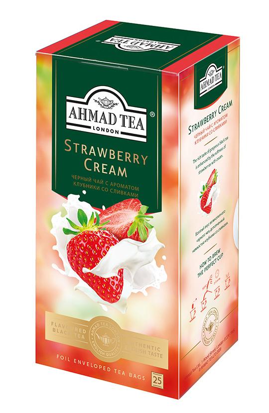 Ahmad Tea Strawberry Cream