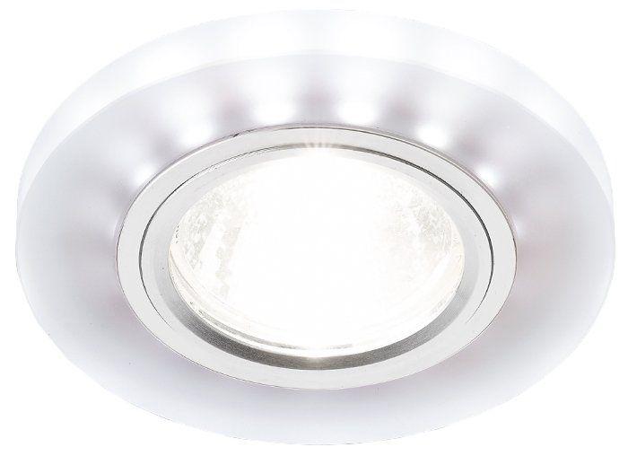 Ambrella light S214 WH/CH/WH, матовый/хром