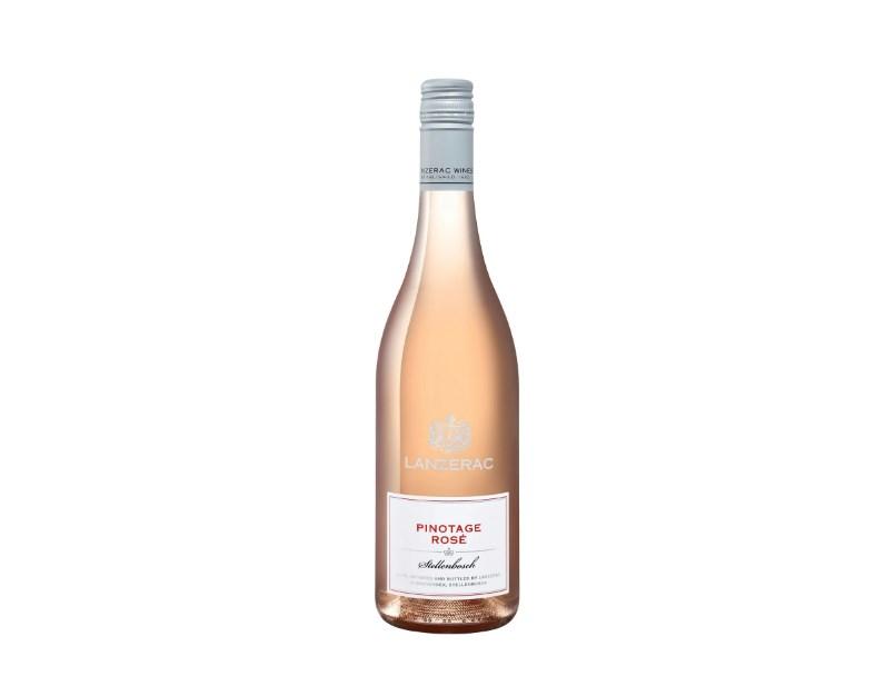 Вино LanzeracPinotageRoseJonkershoekValley WO 0.75 л
