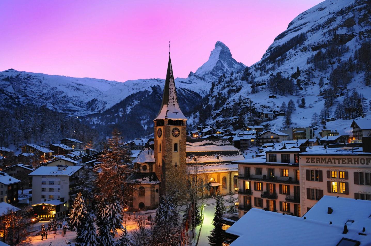 Церматт ( Zermatt), Швейцария
