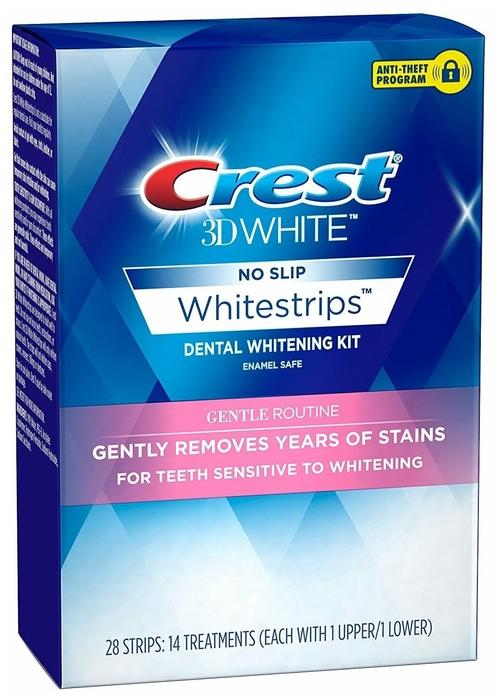 3D White Gentle Routine