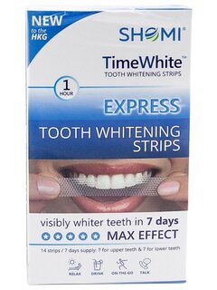 Shomi Time White Express 7 Day