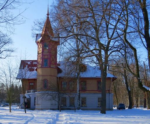 Детская художественная школа имени Б.М. Кустодиева