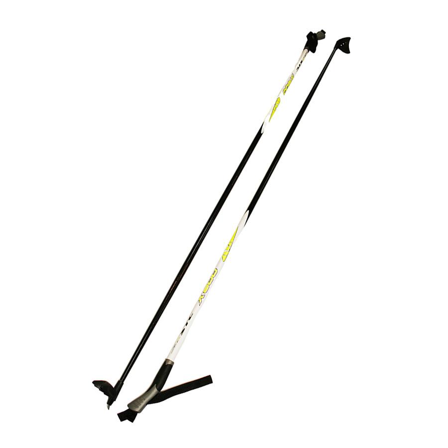 Лыжные палки STC 160 X600 Yellow