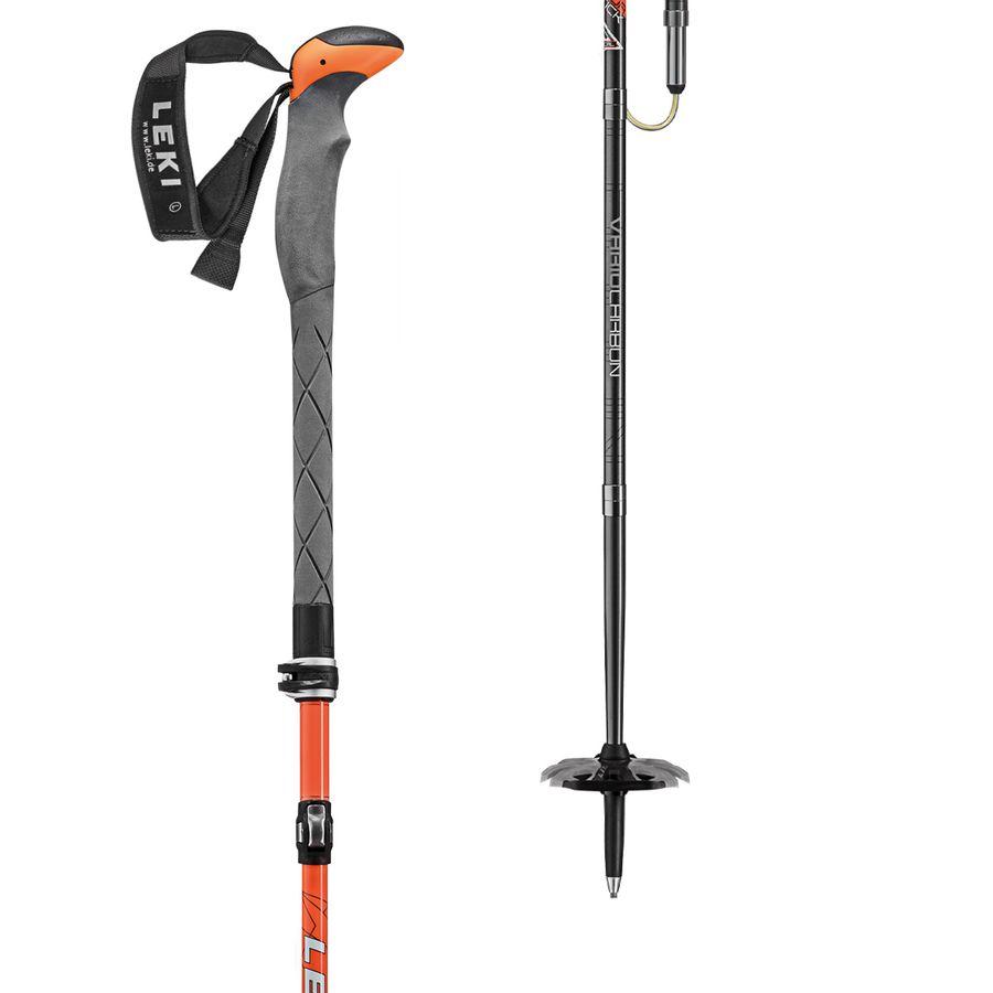 LEKI Tour Stick Vario Carbon Ski Poles