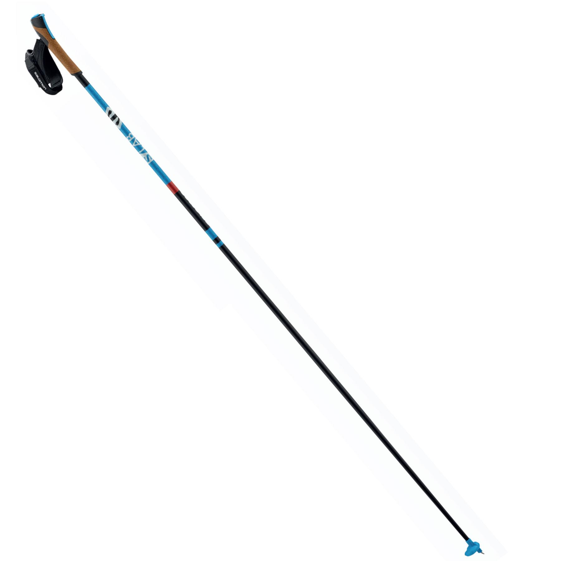Телескопические лыжные палки Salomon S/lab Carbon Click Kit