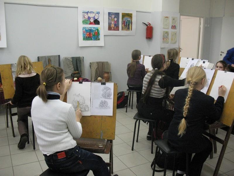 Детская художественная школа имени И.П. Саутова