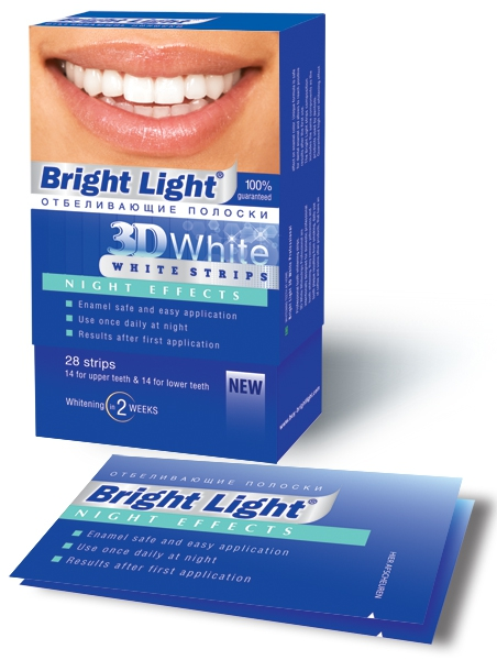 Bright Light Night Effects