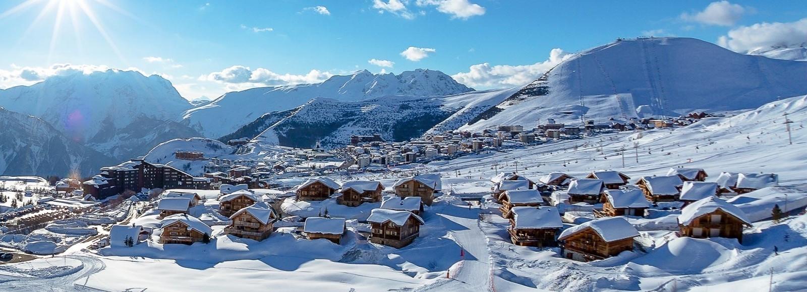 Альп-д'Юэз (Alpe D'Huez), Франция