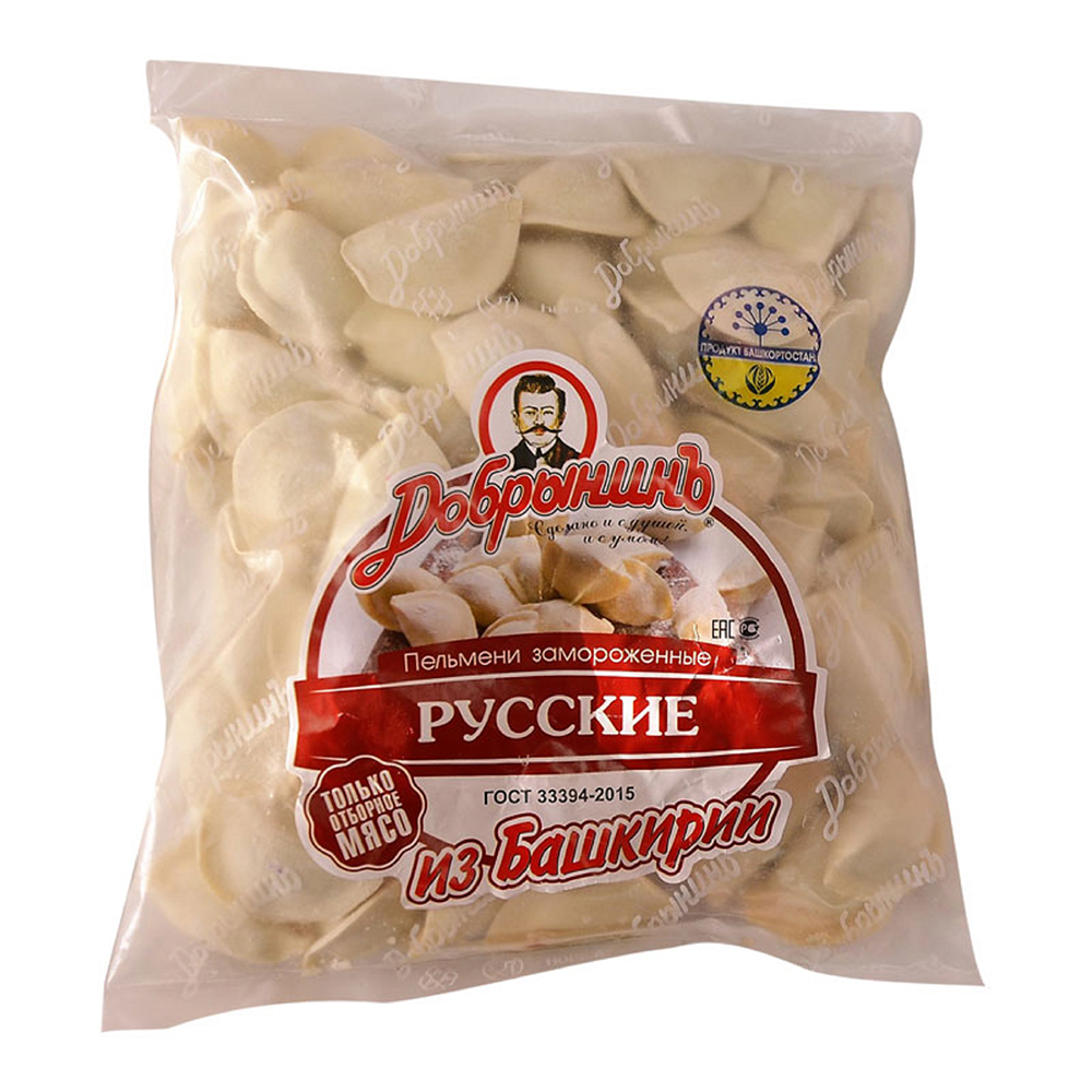 Добрынинъ, Русские