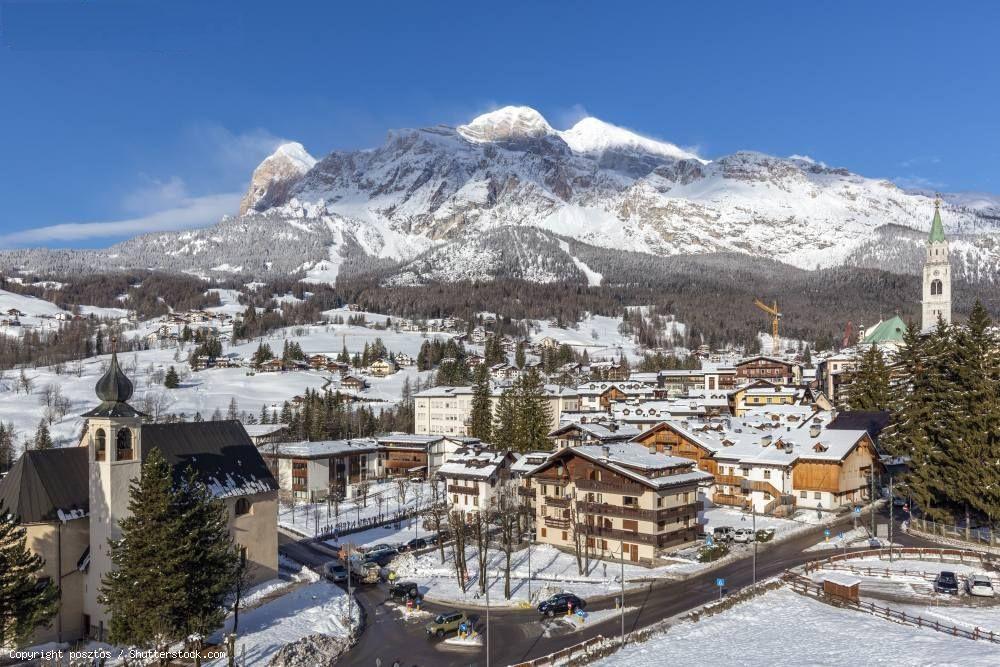 Кортина д'Ампеццо (Cortina d'Ampezzo), Италия