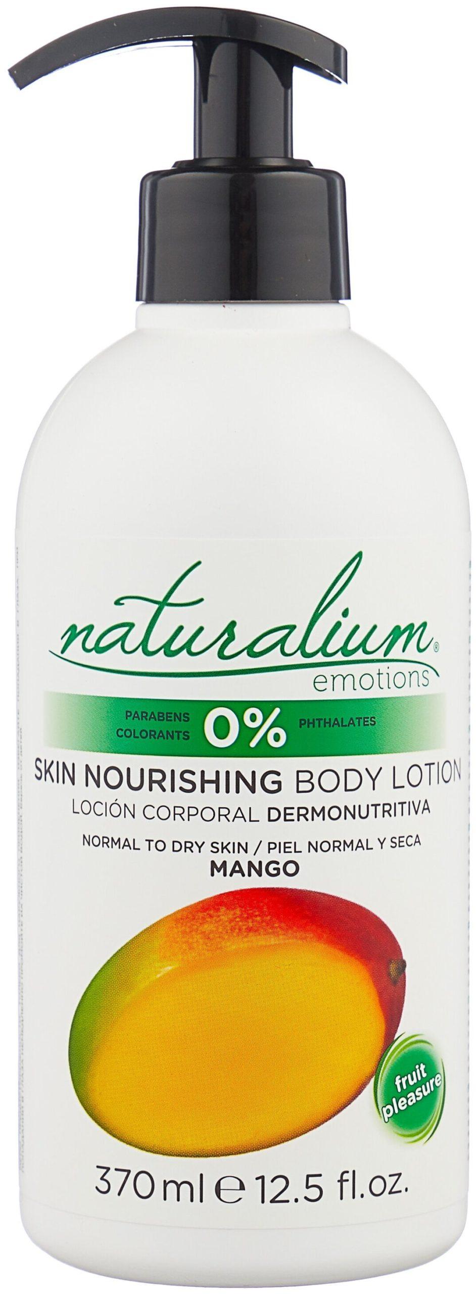 Лосьон для тела Naturalium Манго