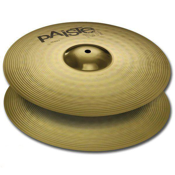 Paiste 13˝101 Brass Hi-Hat