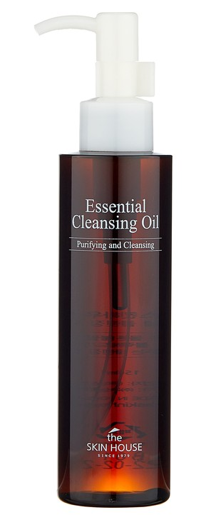 The Skin House Essential Cleansing Oil