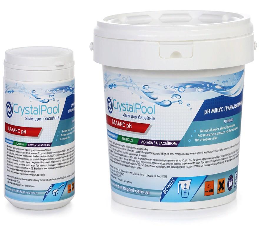 Crystal Pool - Quick Chlorine Tablets