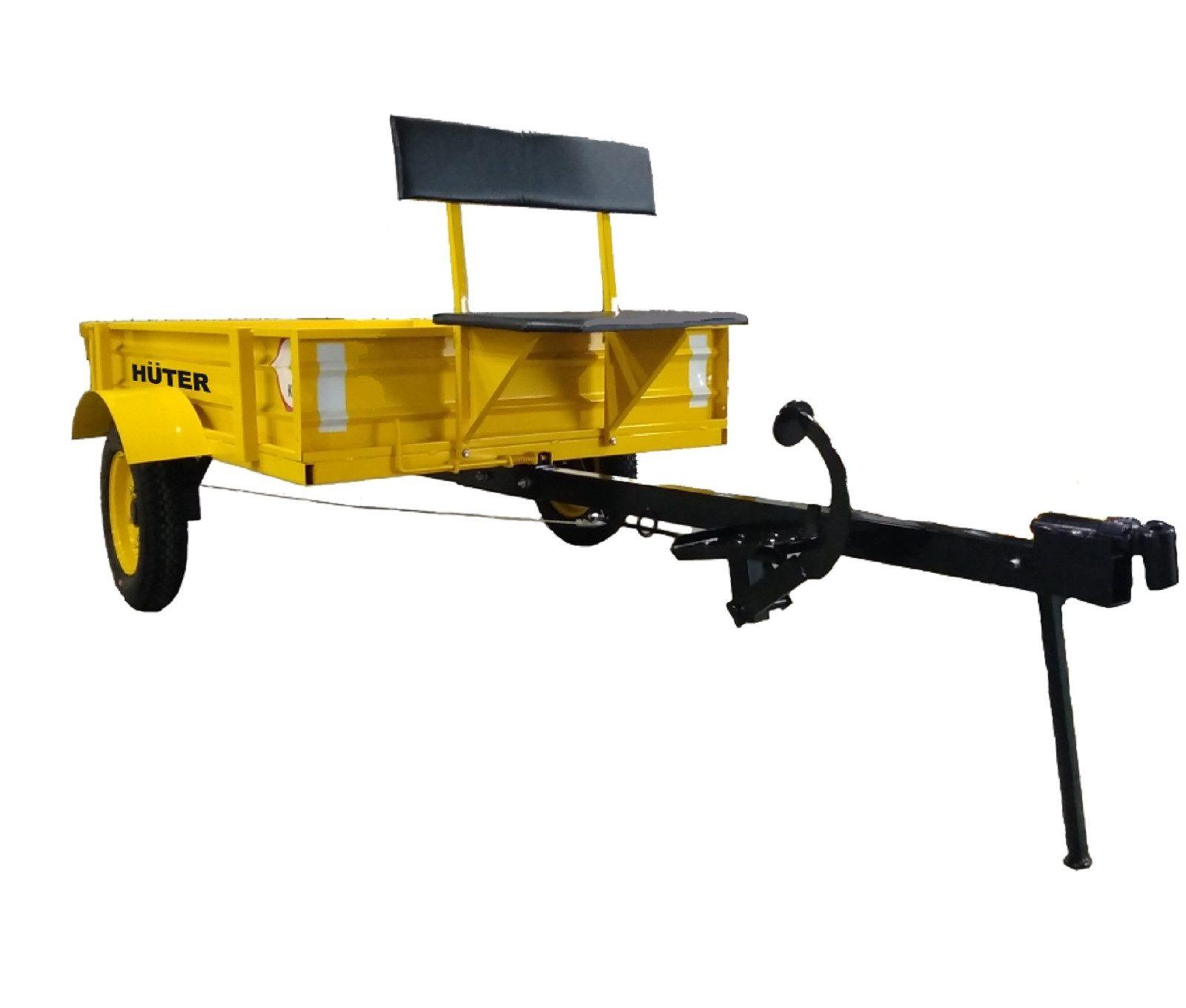 Прицеп для мотоблока Huter (Хутер) 500 кг