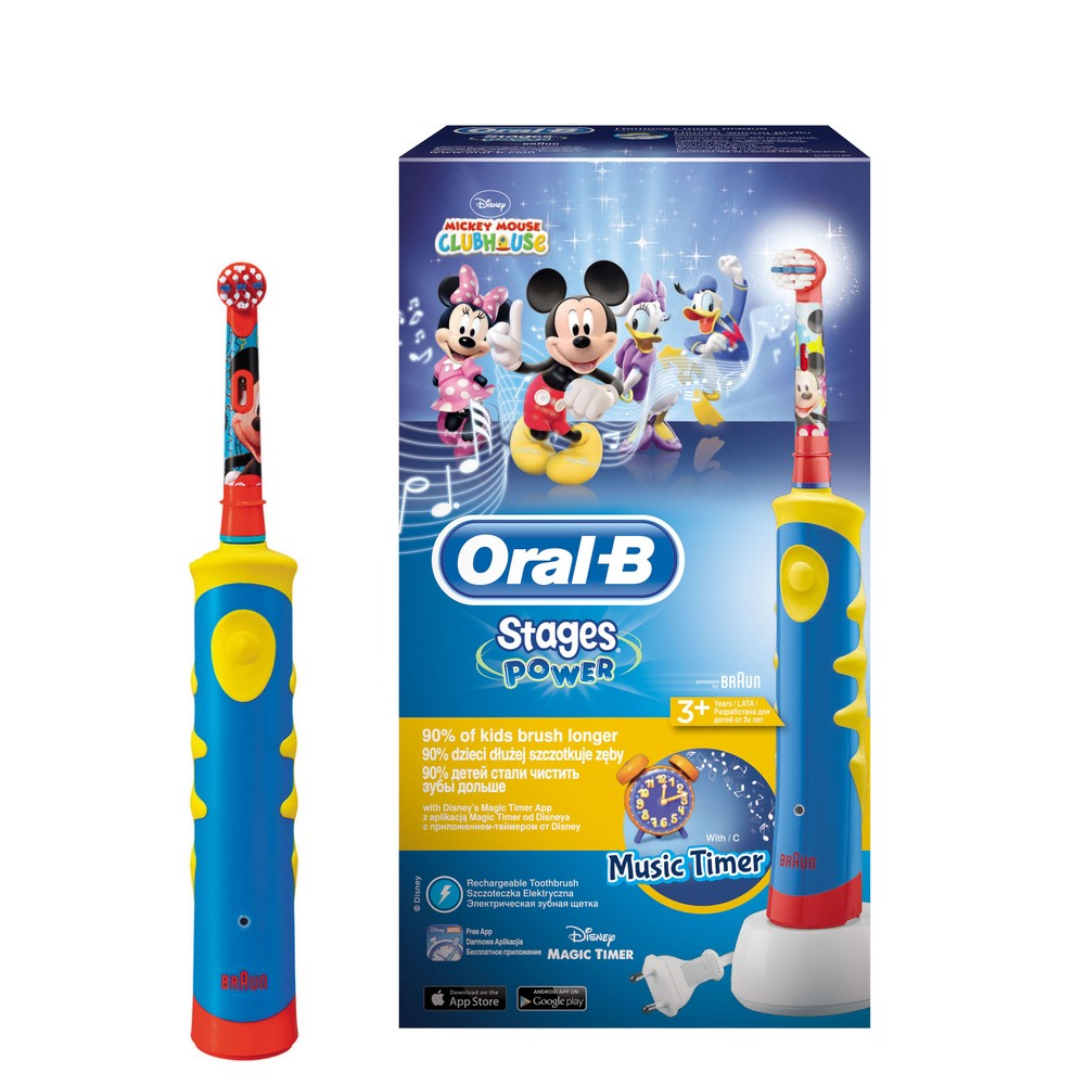 Kids Mickey Mouse Oral-B
