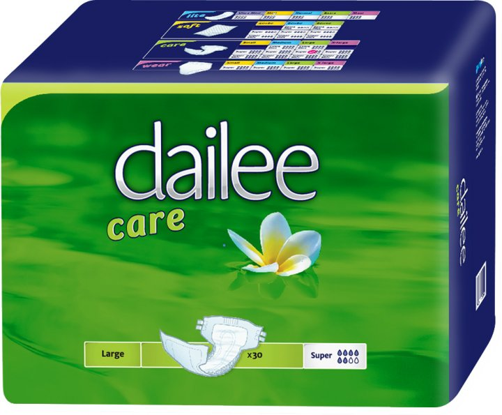 Dailee Care, 30 шт.