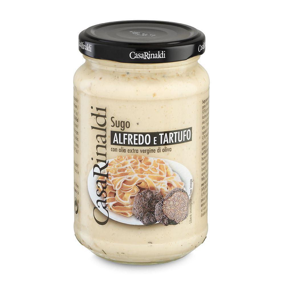 Casa Rinaldi Alfredo e tartufo