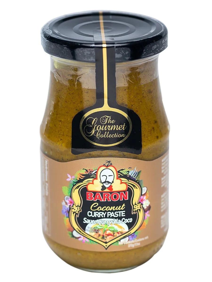 Baron Curry Paste Yelloy, кокосовая
