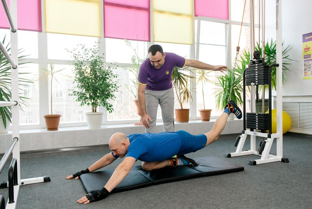 Клиника лечения спины и суставов № 1 (Центр кинезитерапии)