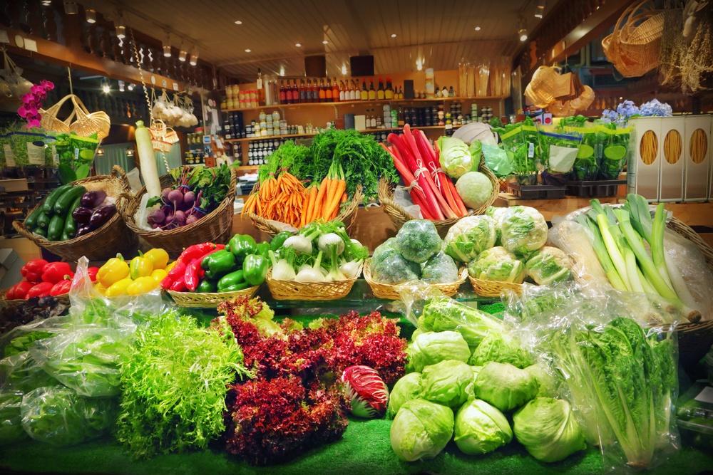 Эко Фрукты Овощи