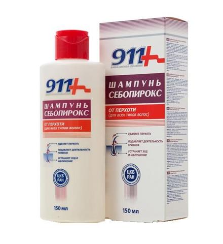 Себопирокс 911, 150 мл
