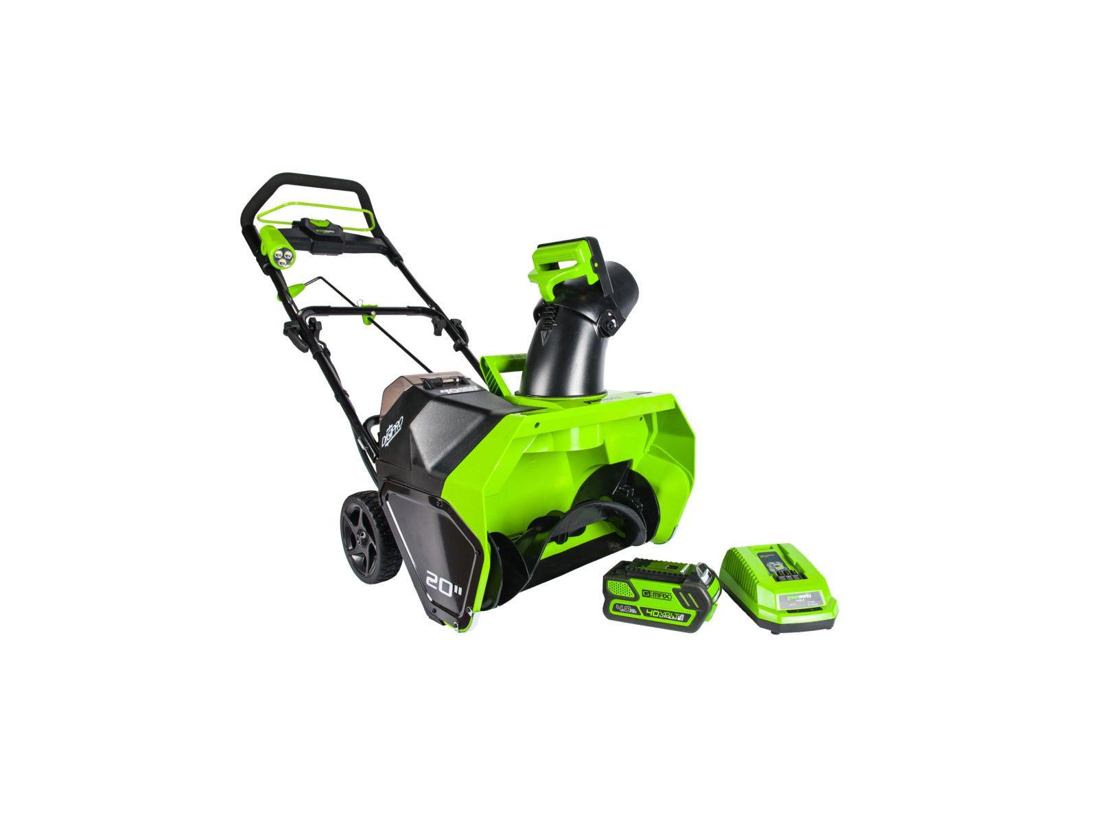 Greenworks GD40SB, 40V, 51 см
