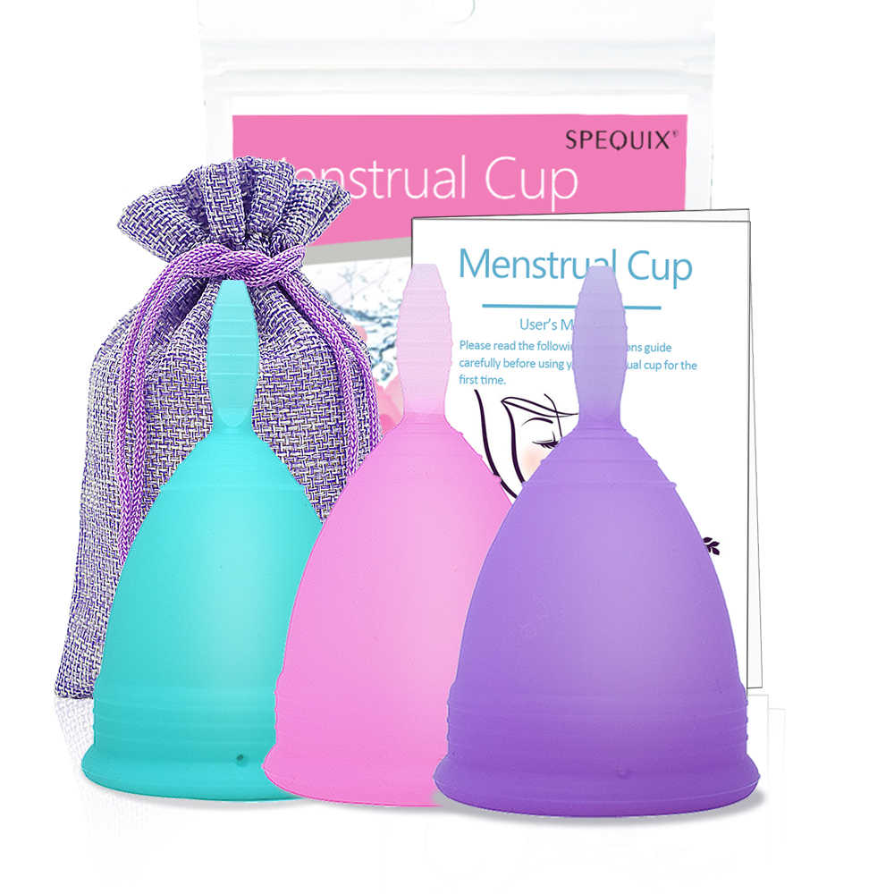 Aliexpress Silicone Menstrual Cup Feminine Hygiene Product for women health care