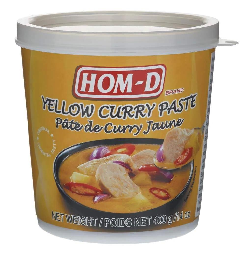 Hom-D, желтая