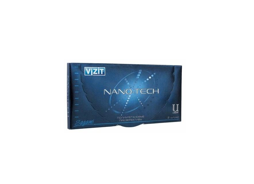 Презервативы Vizit NANO-TECH