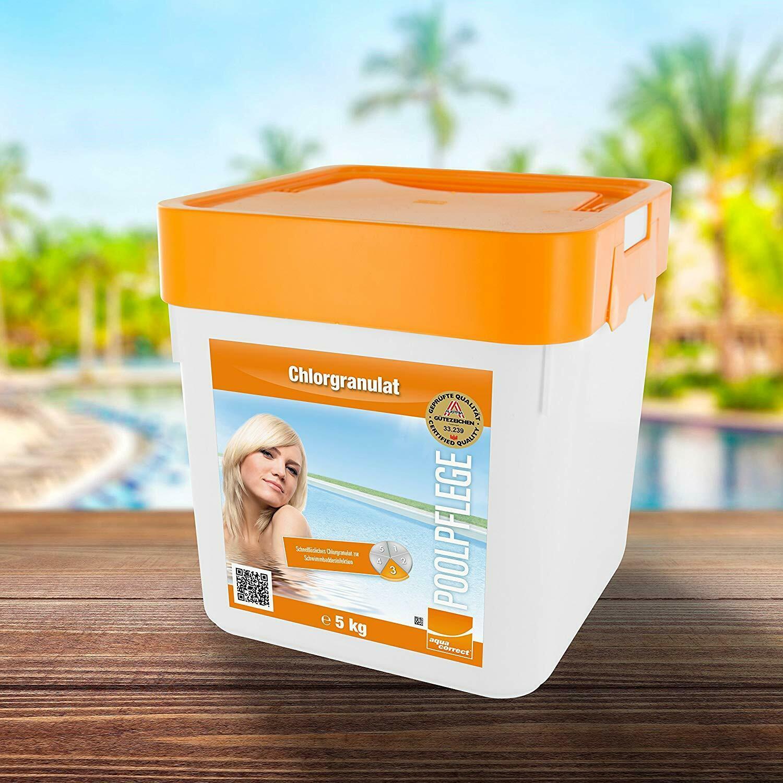 Pool Pflege - Chlorgranulat