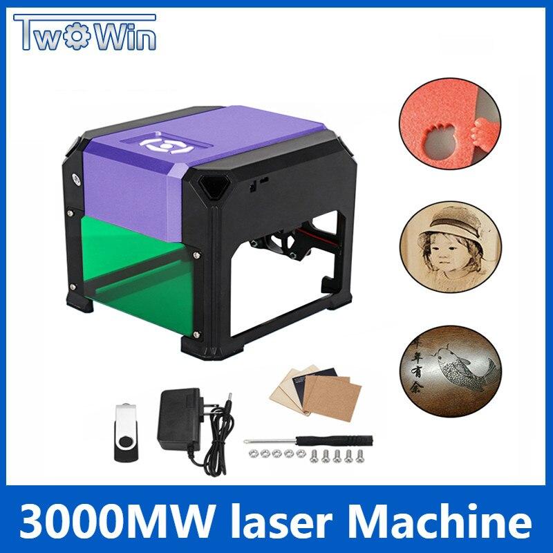 TwoWin 3W laser machine