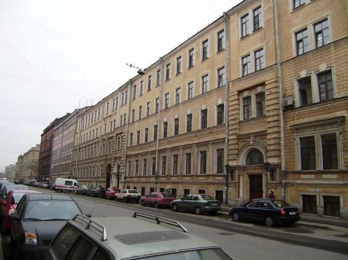 Санкт-Петербургский НИИ Уха, горла, носа и речи Минздрава РФ