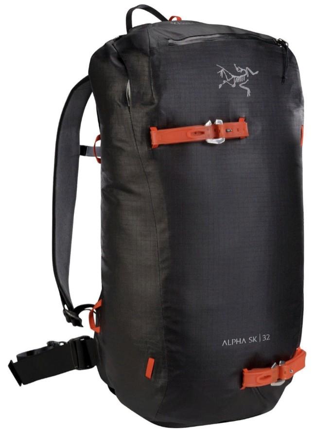 Arcteryx 2020-21 Alpha Sk 32 Black