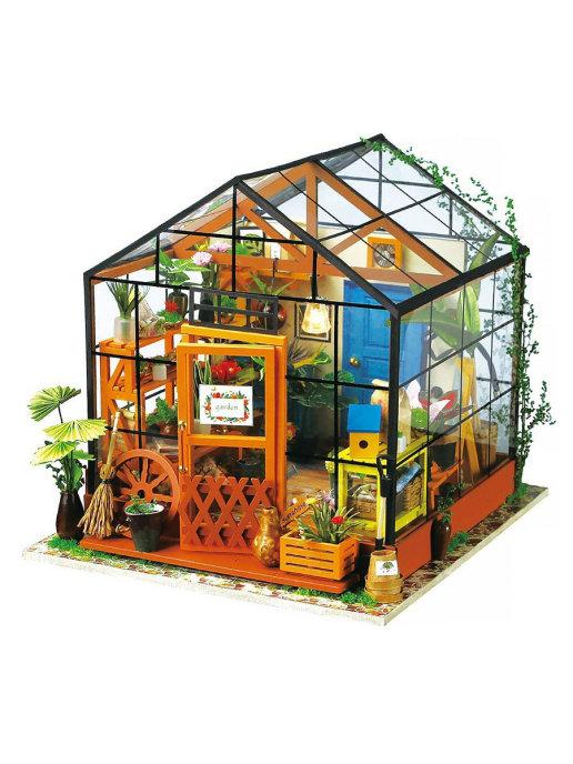 Robotime Cathy is Flower House «Зимний сад»