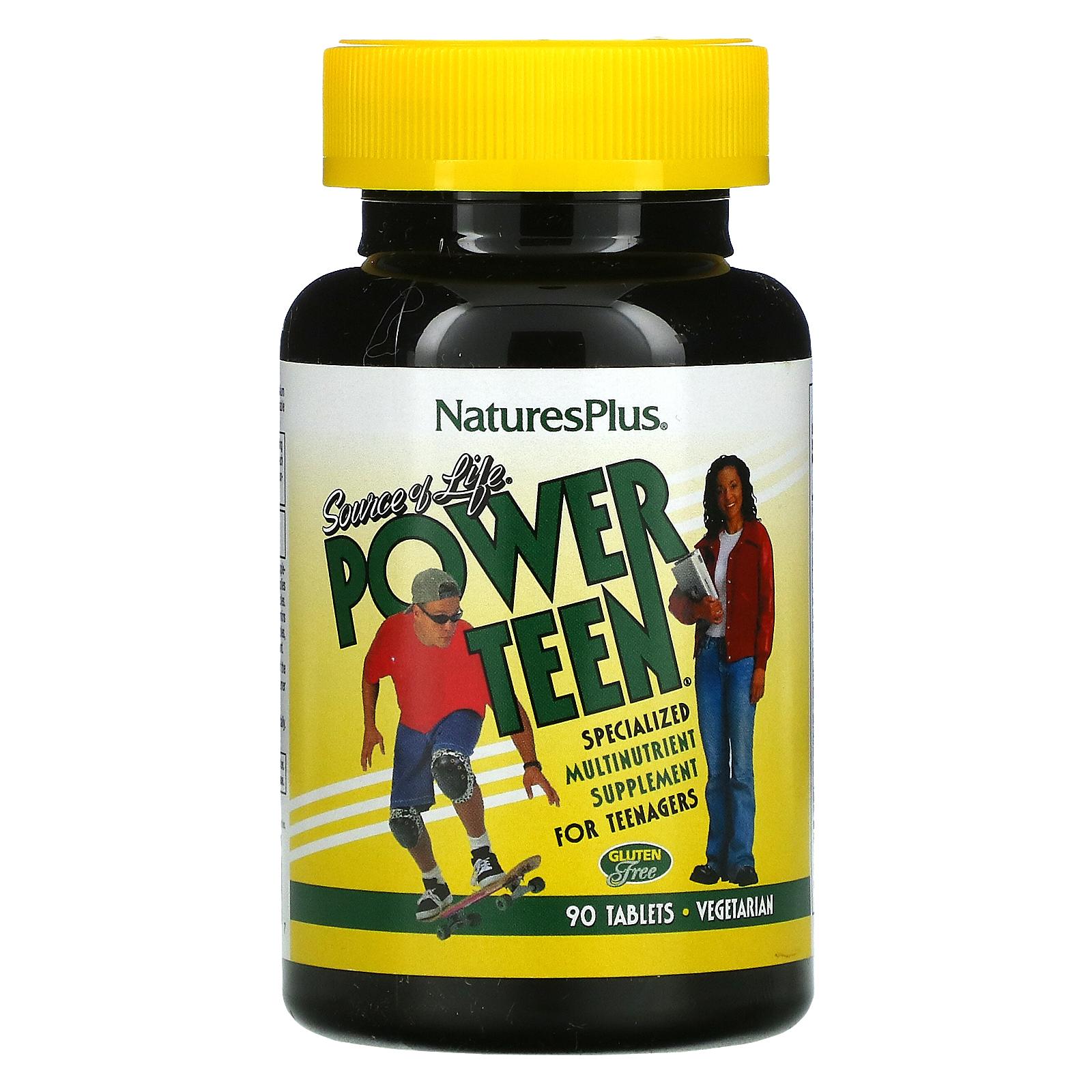 Source of Life Power Teen