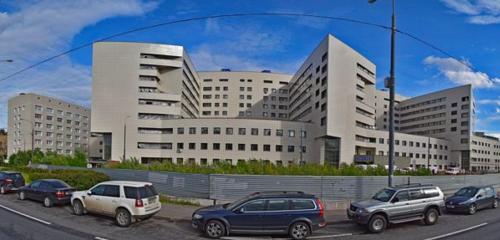 Городская клиническая больница им. С.П. Боткина, травматологическое отделение № 27