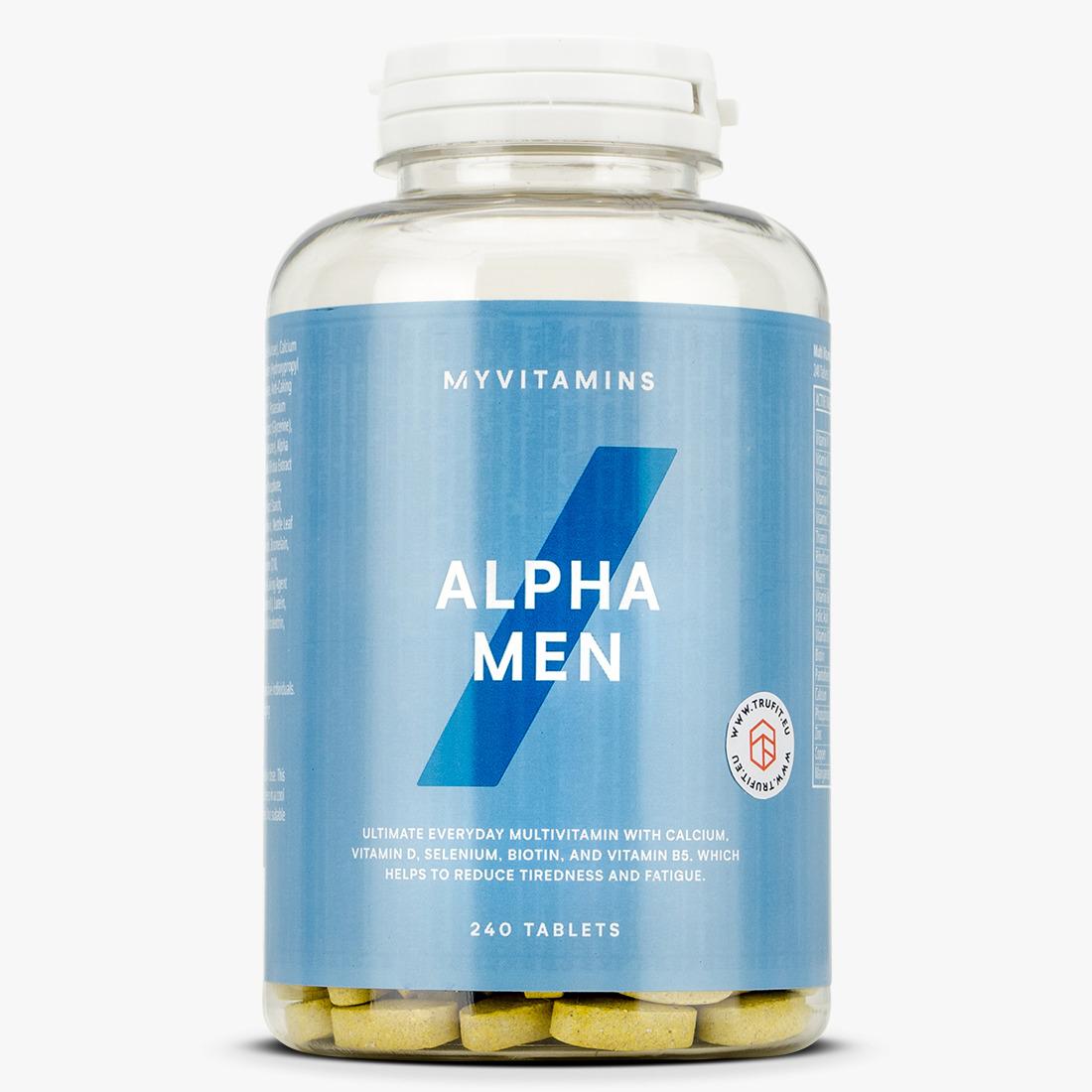 Myprotein «Alpha Men»
