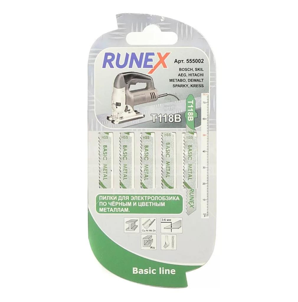 RUNEX HSS T118B