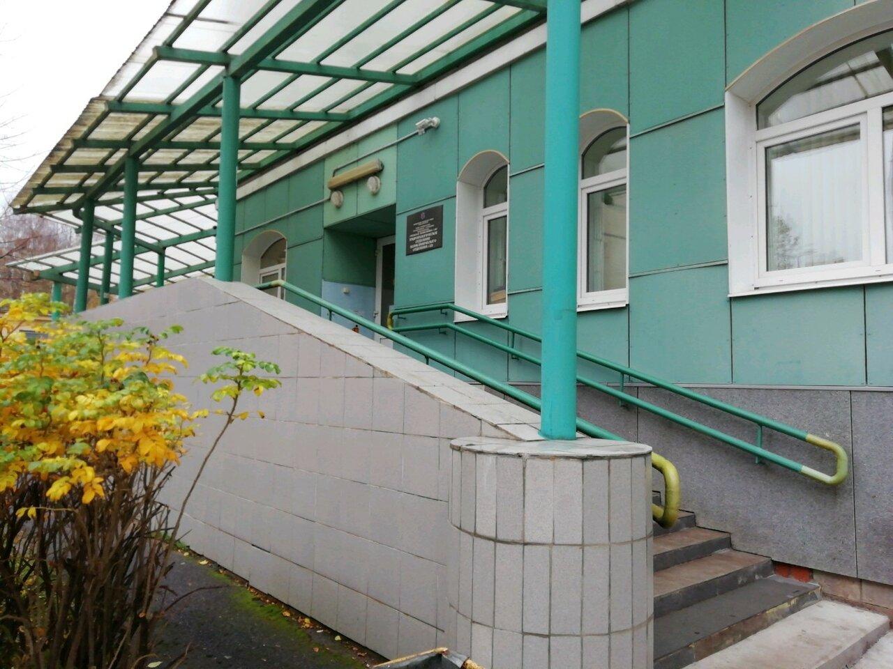 Травматологическое отделение ГБУЗ ГП №114