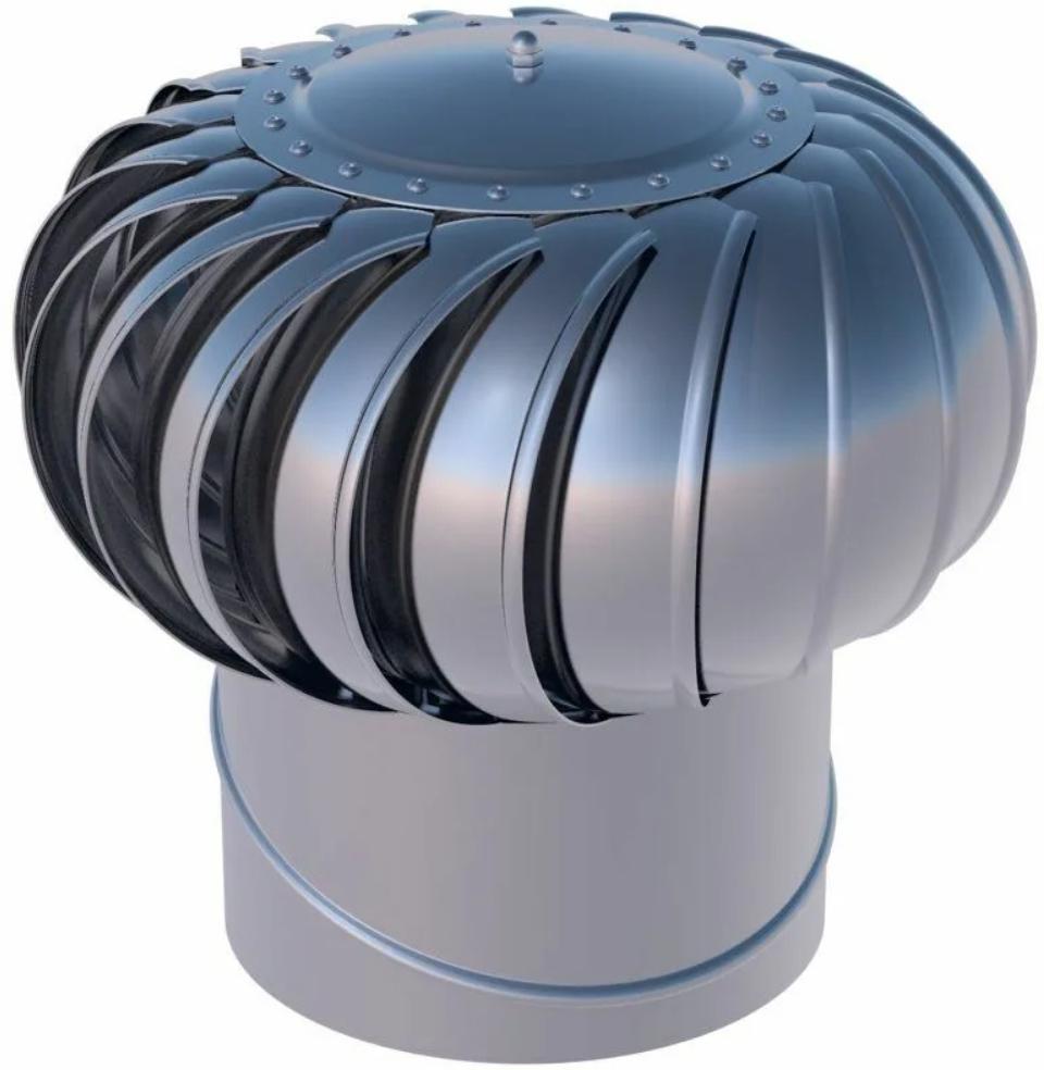 Турбодефлектор крышный ТД 110мм оцинкованная сталь Эра