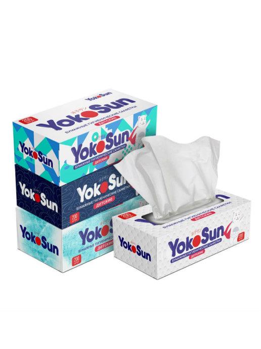 YokoSun\MegaBox, для детей