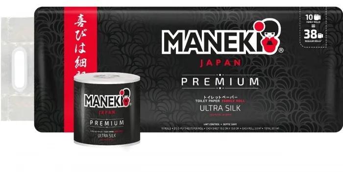 Maneki B&W