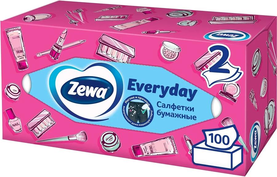Zewa Everyday, косметические
