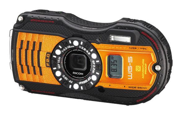 Ricoh WG-5 GPS