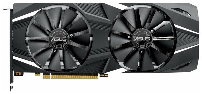 ASUS GeForce DUAL-RTX2080-O8G