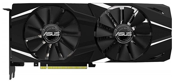 ASUS GeForce DUAL-RTX2070-O8G