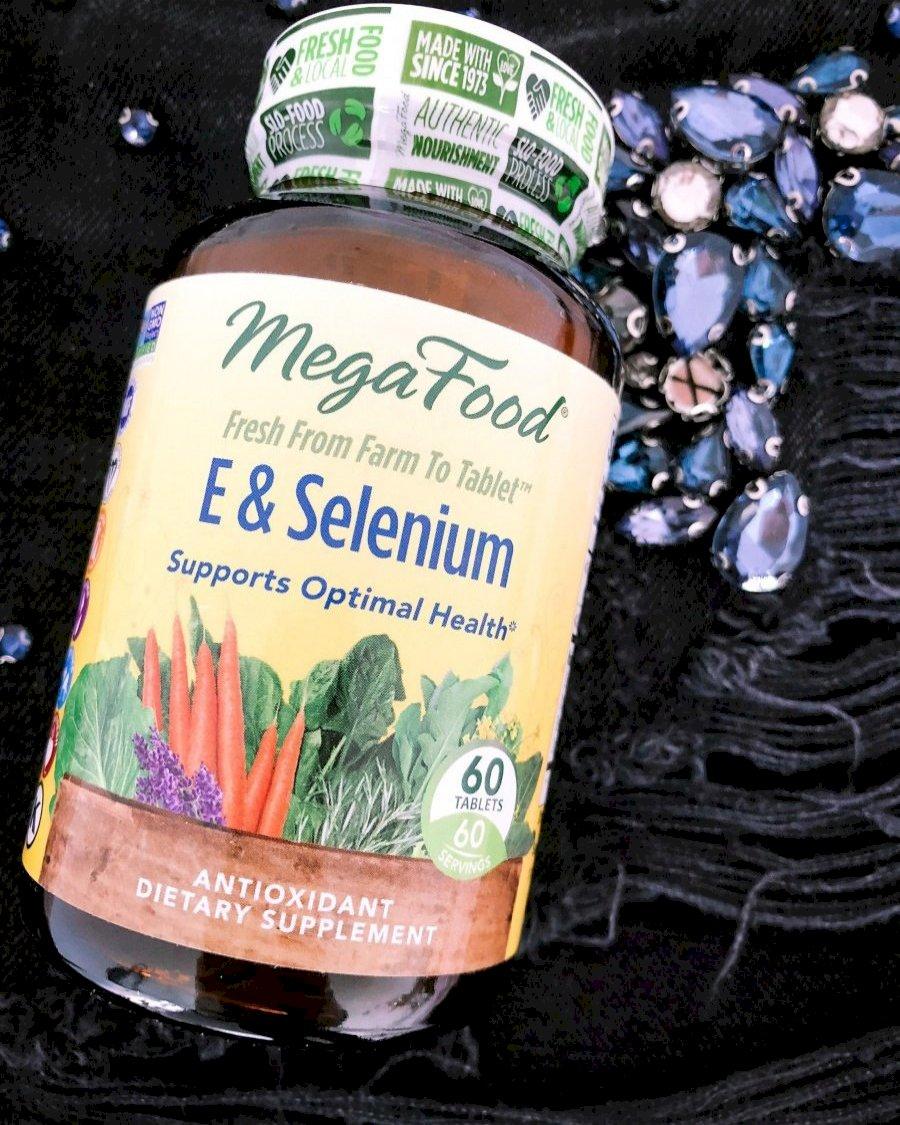 Megafood – E & Selenium номер 60