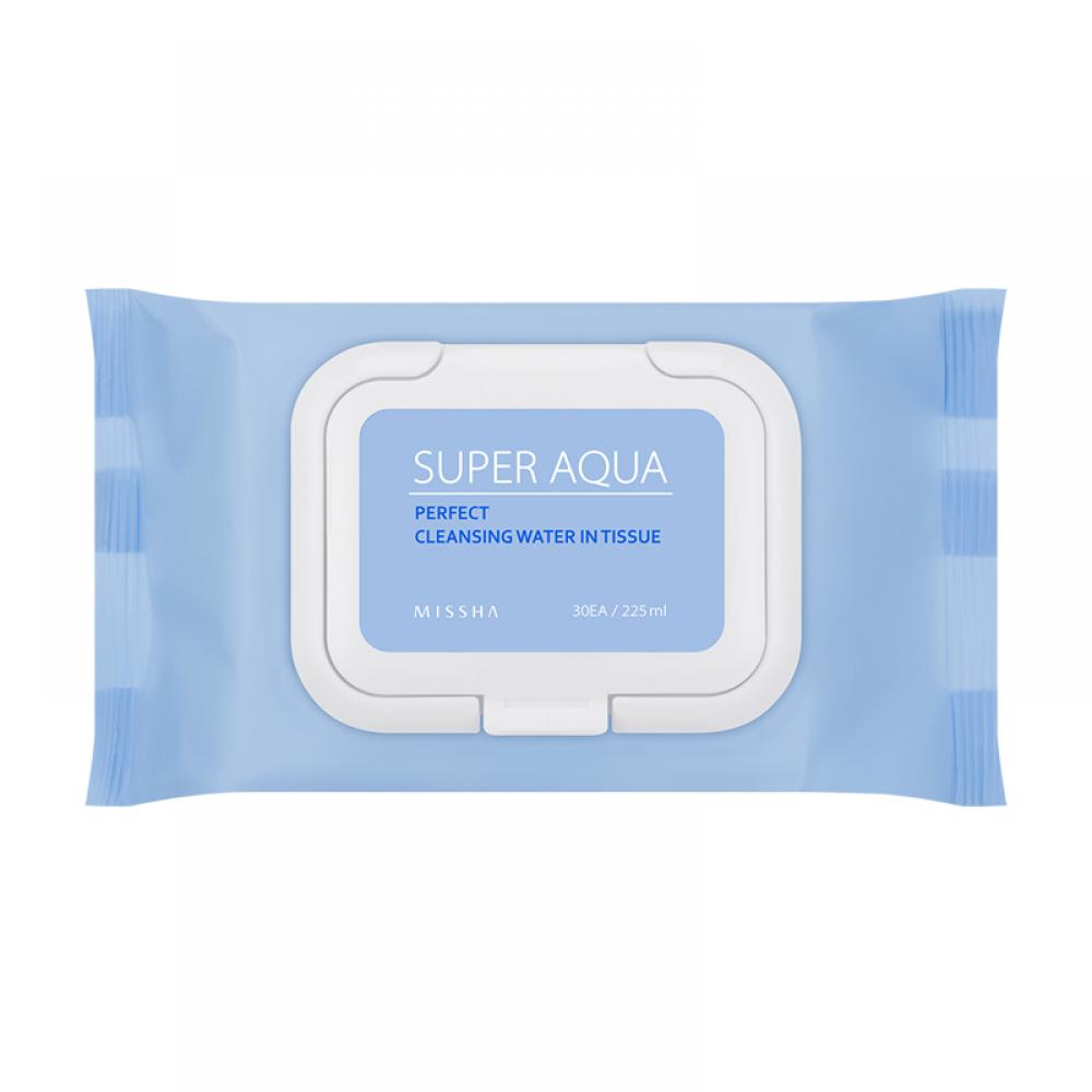 MISSHA Perfect Cleansing Water in Tissue